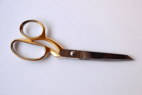 My 3 tier scissors system